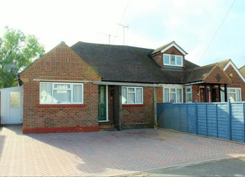 Thumbnail 2 bed bungalow for sale in Kings Avenue, Tongham