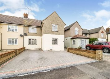 Thumbnail 3 bed semi-detached house for sale in Macdonald Avenue, Dagenham