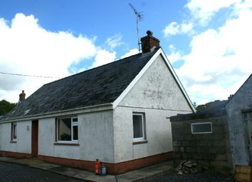 Thumbnail 2 bed detached bungalow for sale in Bwlchygroes, Llanfyrnach