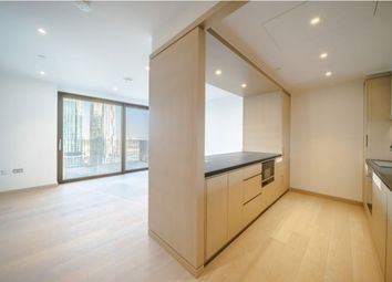 Thumbnail 3 bed flat for sale in Legacy Building 3, Embassy Gardens, London