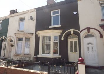 Thumbnail 3 bed property to rent in Chirkdale Street, Liverpool