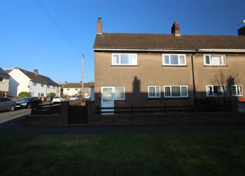 Thumbnail 3 bedroom semi-detached house for sale in Heol-Y-Beddau, Caerphilly