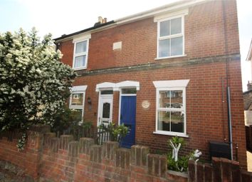 Thumbnail 2 bed semi-detached house to rent in Bramford Lane, Ipswich, Suffolk