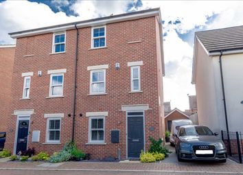 Thumbnail 4 bed semi-detached house for sale in Greensands View, Woburn Sands, Milton Keynes