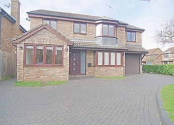 Thumbnail 5 bed detached house to rent in The Chase, Great Amwell, Ware