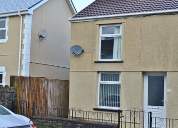 Thumbnail 2 bed end terrace house to rent in High Street, Nelson, Caerphilly