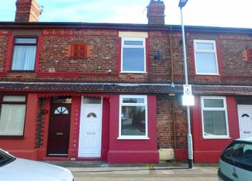 Thumbnail 2 bed terraced house for sale in Sharp Street, Warrington, Cheshire