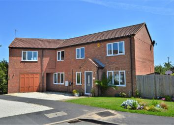 Thumbnail 5 bed detached house for sale in Lavender Way, Stamford