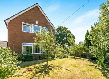 Thumbnail 5 bed detached house for sale in Sandy Lane, Cannock, Staffordshire