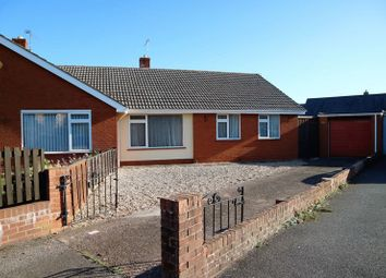 Thumbnail 3 bed semi-detached bungalow for sale in Southwood Grove, Taunton
