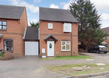 Thumbnail 3 bed detached house to rent in Muirfield, Luton