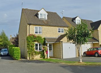 Thumbnail 4 bed detached house for sale in Elm Grove, Milton-Under-Wychwood, Chipping Norton