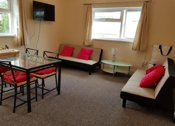 Thumbnail 1 bed flat to rent in The Court, Newport Road, Roath, Cardiff