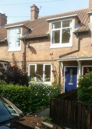 Thumbnail 3 bed terraced house to rent in Alma Grove, Fulford, York
