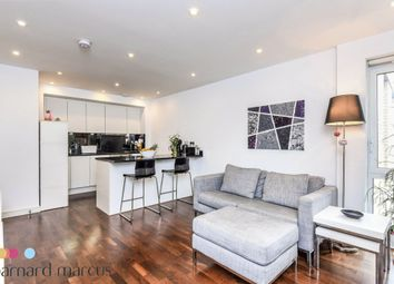 Thumbnail 1 bed flat for sale in Enterprise Way, London