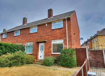 Thumbnail 3 bedroom semi-detached house for sale in Fountains Road, Norwich