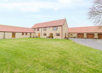 Thumbnail 6 bed detached house for sale in South Cliff Road, Kirton Lindsey, Gainsborough