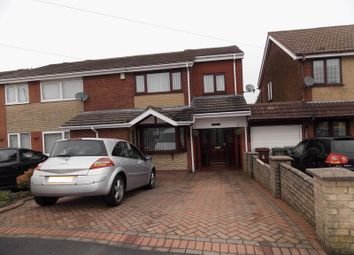 Thumbnail 3 bed semi-detached house to rent in Larkhill, Stalybridge
