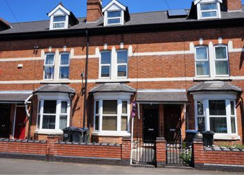 3 bed terraced house for sale in Link Road, Birmingham B16