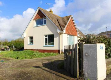 Thumbnail 4 bed detached bungalow for sale in Ballards Crescent, West Yelland, Barnstaple