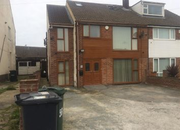 Thumbnail 5 bed semi-detached house for sale in Heather Grove, Bradford, Yorkshire