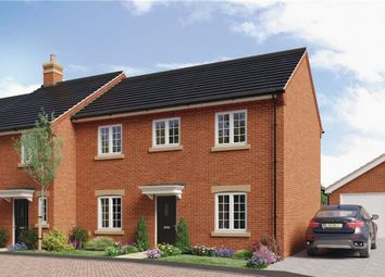 "Thumbnail 3 bed semi-detached house for sale in ""Blyton"" at Anstey Road, Alton"