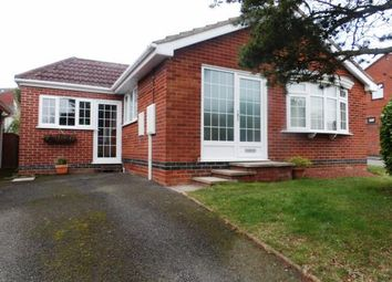 Thumbnail 2 bed bungalow for sale in Stanley Road, Market Bosworth, Nuneaton, Leicestershire