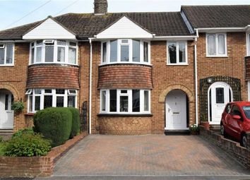 Thumbnail 3 bed terraced house for sale in Northumberland Avenue, Rainham, Gillingham