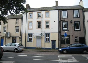 Thumbnail 2 bed maisonette for sale in Strand Street, Whitehaven
