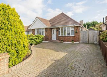 Thumbnail 3 bed detached bungalow for sale in Highfield Drive, Ewell, Surrey