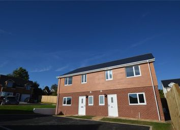 Thumbnail 3 bedroom semi-detached house for sale in Exeter Road, Exmouth