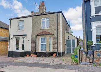 Thumbnail 2 bed semi-detached house for sale in Lymington Avenue, Leigh-On-Sea, Essex