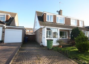 Thumbnail 3 bed semi-detached house for sale in Handale Close, Guisborough