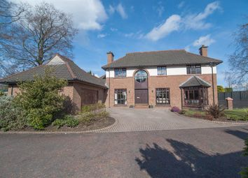 Thumbnail 4 bed detached house for sale in 1, Parkhouse Manor, Holywood