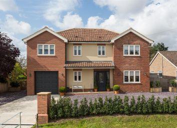 Thumbnail 4 bed detached house for sale in 23 Low Moorgate, Rillington, Malton