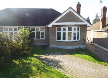 Thumbnail 2 bed bungalow for sale in Malvern Close, Rayleigh
