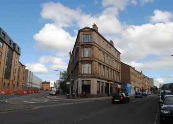 Thumbnail 3 bed flat to rent in Flat 3/2, 207 Kent Road, Glasgow