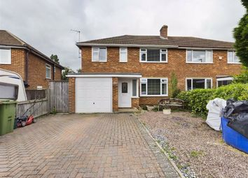 Thumbnail 3 bed semi-detached house for sale in Tanners Close, Brockworth, Gloucester