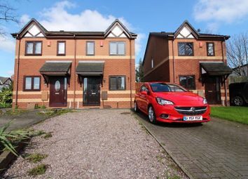 Thumbnail 2 bed semi-detached house for sale in Little Clothier Street, Willenhall