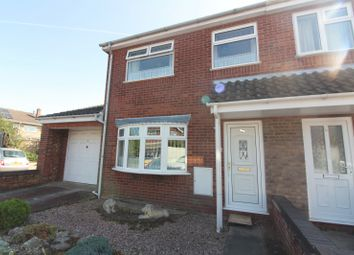 Thumbnail 3 bed end terrace house for sale in Fern Gardens, Belton
