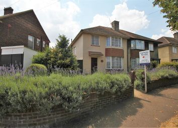 Thumbnail 3 bed semi-detached house for sale in Alamein Road, Swanscombe
