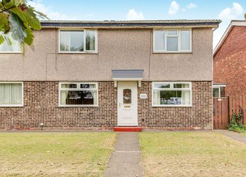 Thumbnail 2 bed flat to rent in Solingen Estate, Blyth
