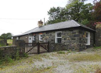 Thumbnail 2 bed detached house for sale in Criccieth, Gwynedd, .