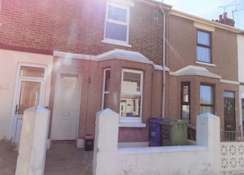 Thumbnail 3 bed terraced house to rent in Gordon Avenue, Queenborough