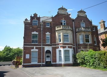 Thumbnail 1 bed flat for sale in Denmark Road, St Leonards, Exeter
