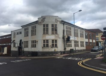 Thumbnail Light industrial for sale in Caldmore Road, Walsall