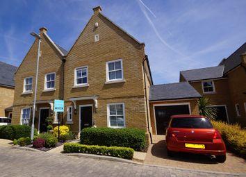 Thumbnail 3 bed semi-detached house for sale in Gunners Rise, Shoeburyness, Garrison Development
