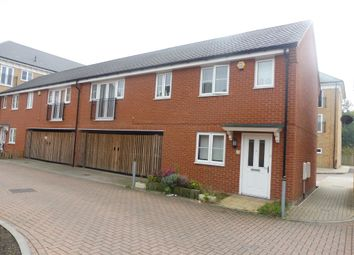 Thumbnail 3 bed semi-detached house to rent in Baxter Road, Watford