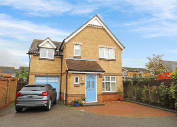 Thumbnail 3 bed detached house for sale in Romsey Close, Benfleet
