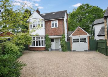 Thumbnail 4 bed detached house for sale in Ryde Avenue, South Knighton, Leicester
